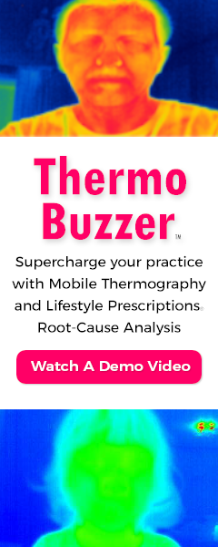 ThermoBuzzer Mobile Thermography on Lifestyleprescriptions.tv